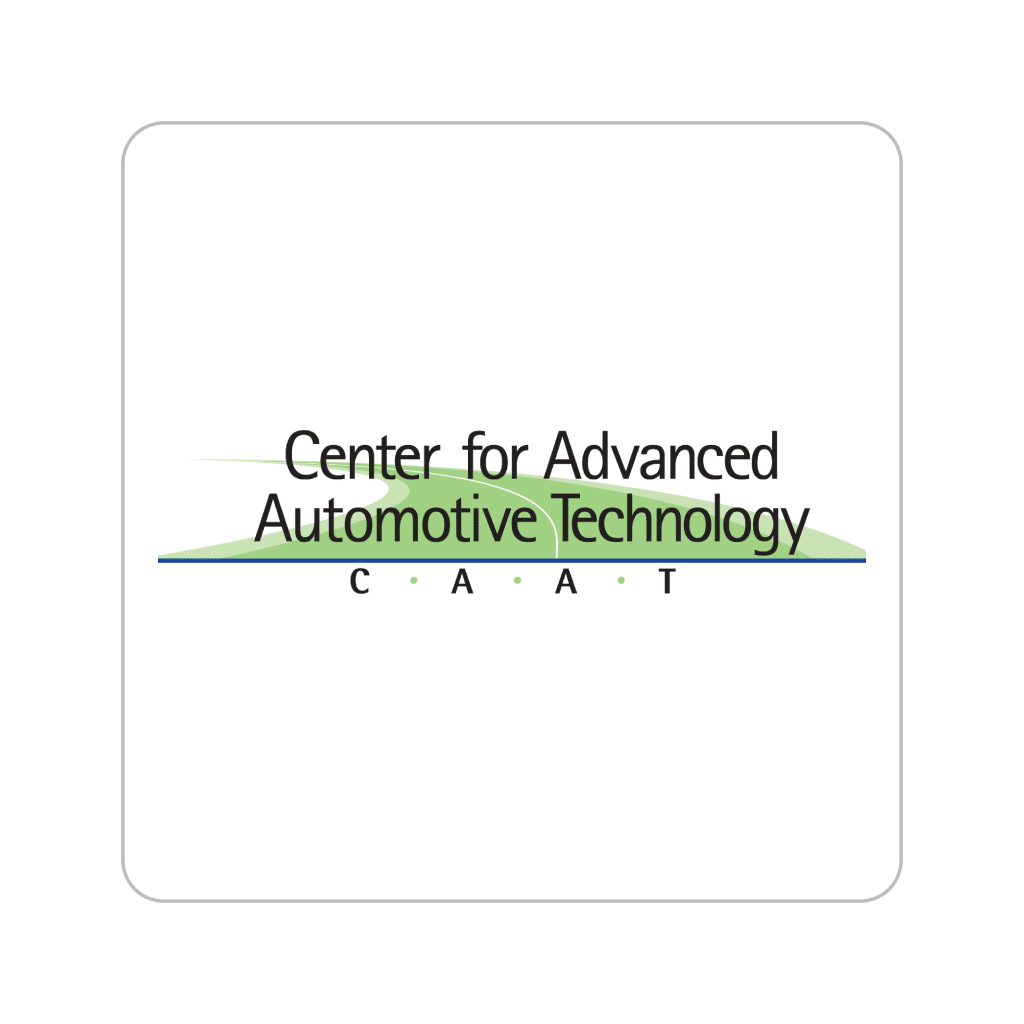 Center for Advanced Automotive Technology CAAT Logo