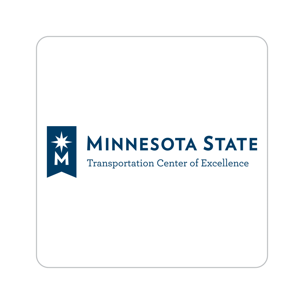Minnesota State Transportation Center of Excellence Logo