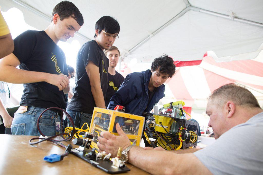 UCSC Slugbotics safety check