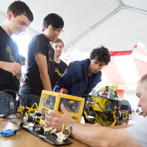 UCSC Slugbotics safety check